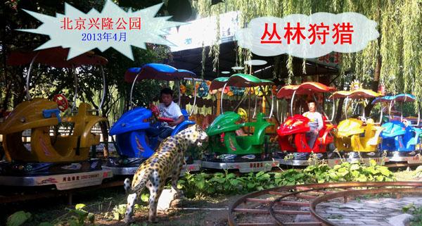 (丛林狩猎)北京兴隆公园