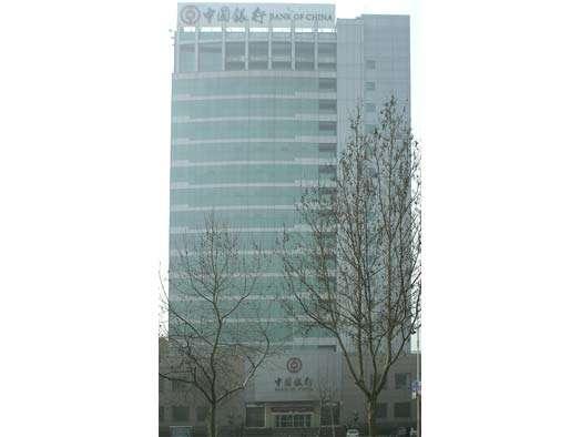 中国银行消防