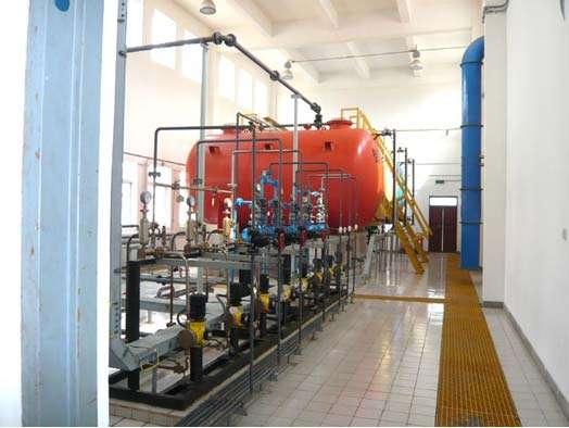 龍山電廠消防設施工程
