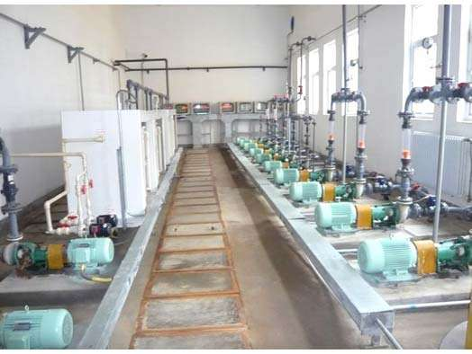龍山電廠機電設備安裝工程