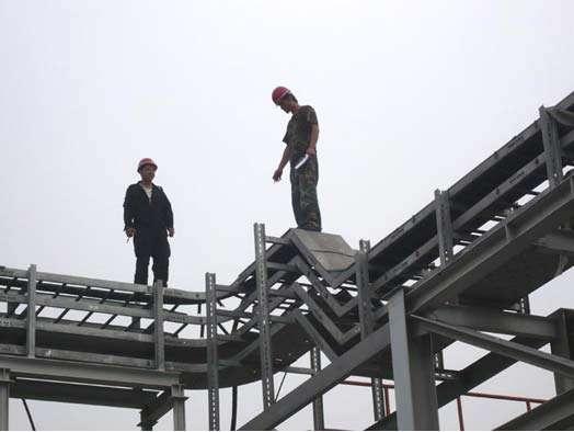 龙山电厂电缆桥架防火工程