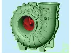 博金泵业DT脱硫泵