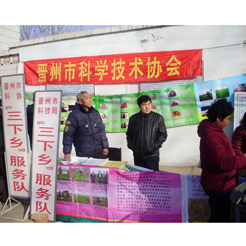 晋州市科学技术协会