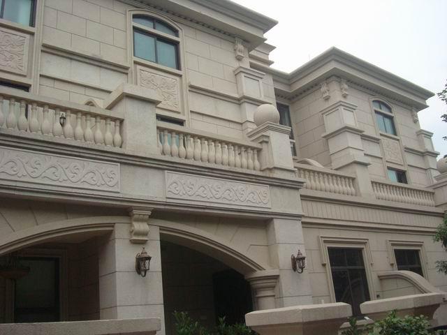 欧式仿石材北京真石漆
