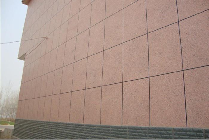 外墙仿石材真石漆