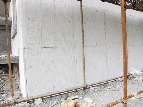 外墙保温施工