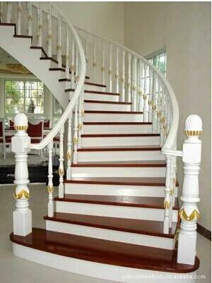 异形钢结构楼梯