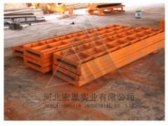 高速T梁和护栏模板