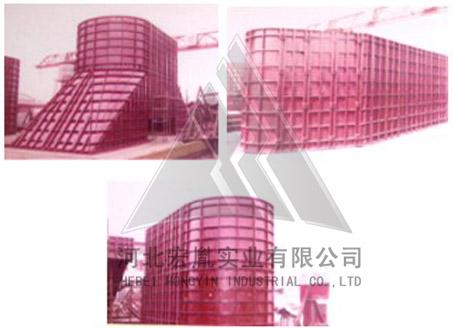 南京赛虹桥矩形帽模板