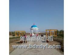 蒙古包凉亭
