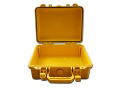 黃色注塑儀表箱