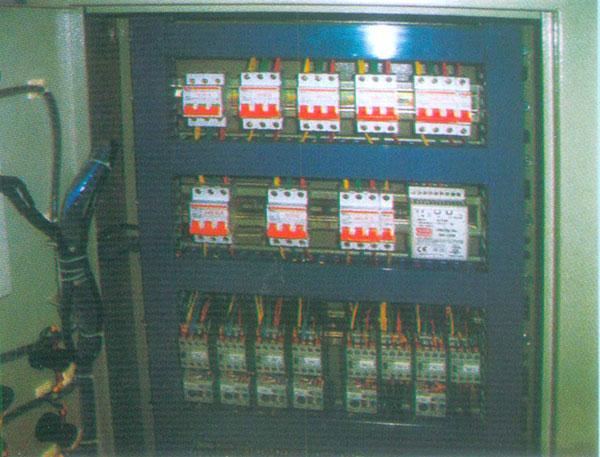 除尘器高、低压电器控制柜
