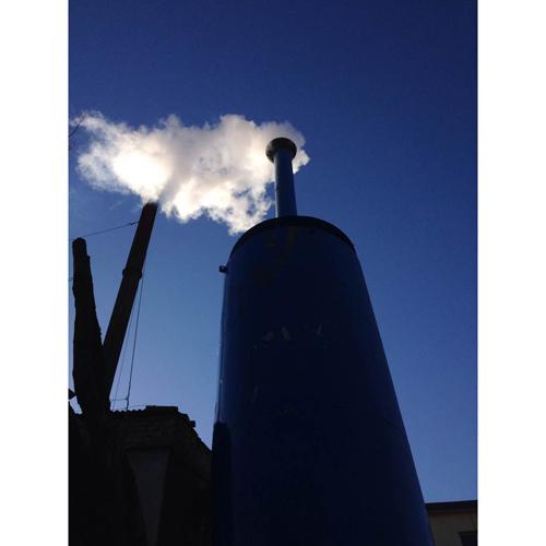 2014年1月完工河北德瑞粉有限公司西厂区25t锅炉脱硫