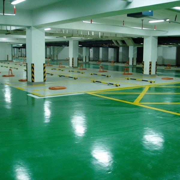 彩色耐磨地坪
