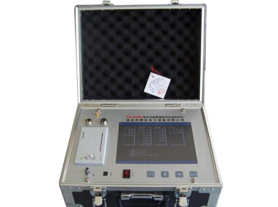 TD-690型氧化锌避雷器阻性电流测试仪