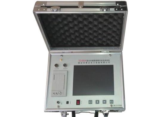 TD-690A型氧化鋅避雷器阻性電流測試儀