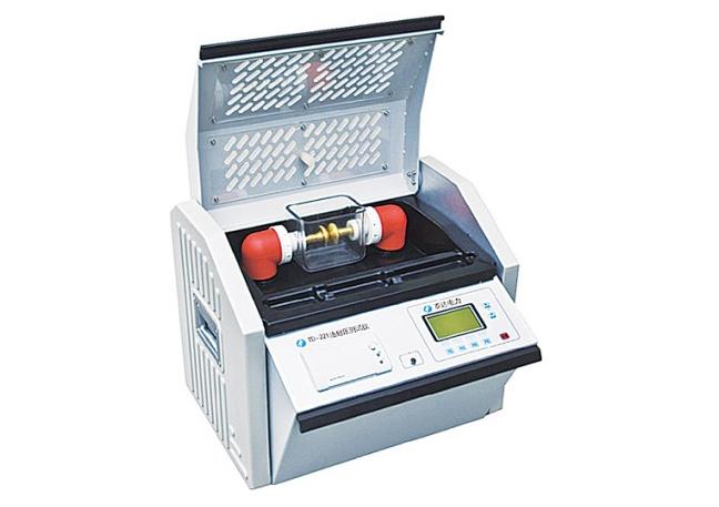 TD-221型绝缘油介电强度测试仪