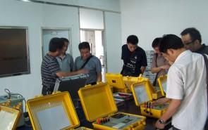 湖南省电力公司领导莅临指导