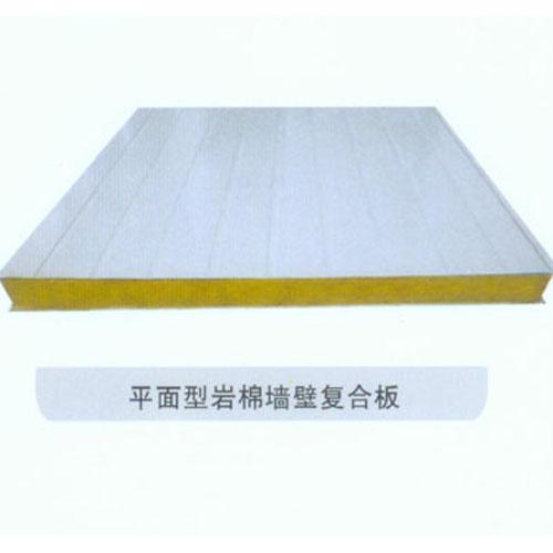 立体型岩棉墙壁复合板