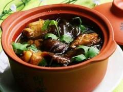 松蘑炖柴鸡