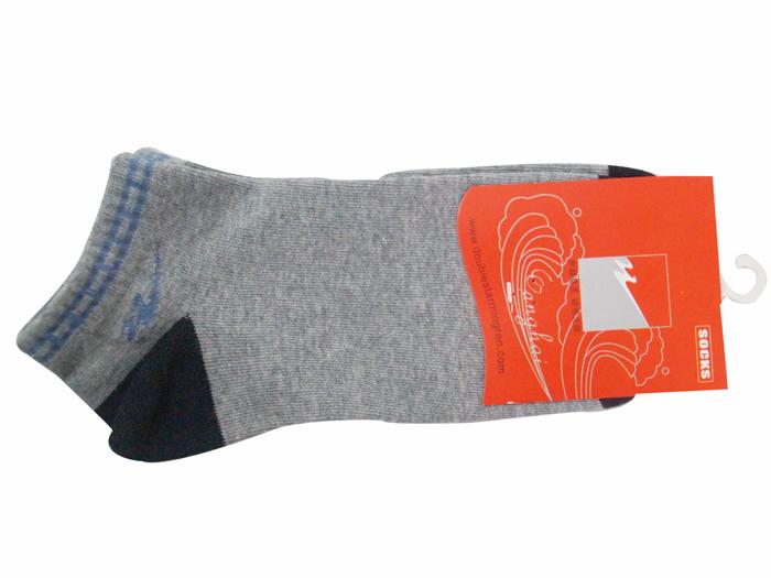 男士船袜02