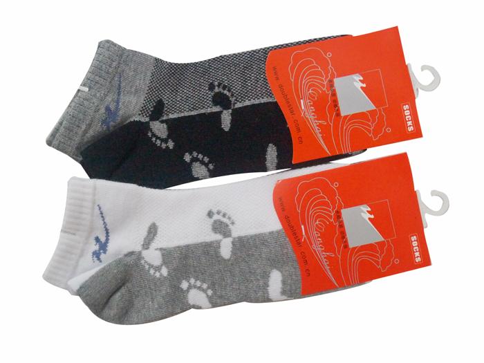 男士船袜04