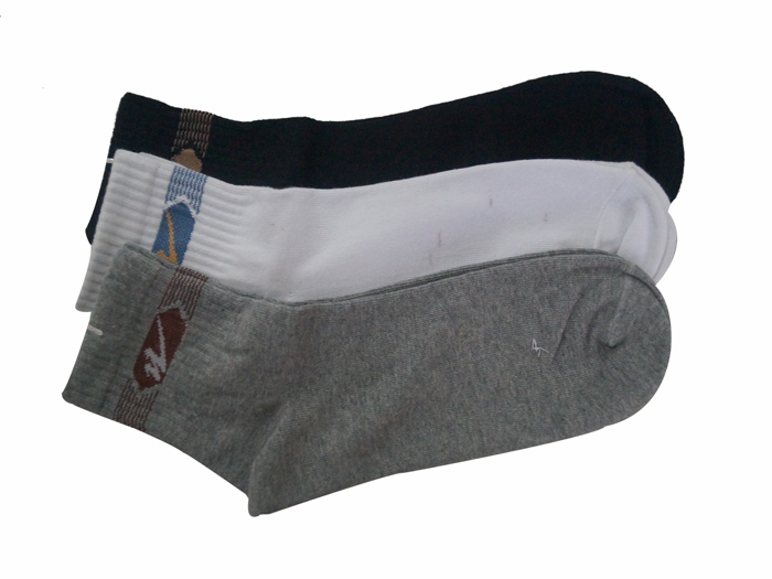 运动男袜012