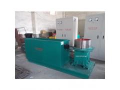 齿轮箱式水箱拉丝机