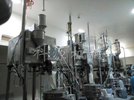 印度——抗生素 生產現場