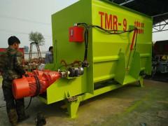 TMR-9全混合日粮饲料搅拌机