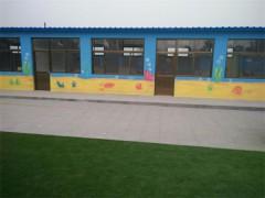 山西阳泉幼儿园彩绘、墙体喷绘