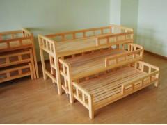石家庄平山县幼儿园课桌椅小床