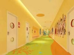 石家庄平山县幼儿园墙体彩绘墙体喷绘