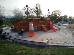 石家庄销售幼儿园玩具、幼儿园滑梯、户外大型玩具