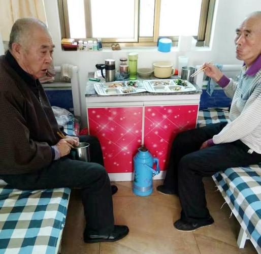 涿州敬老院-餐饮展示