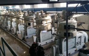 黑龙江 讷河 日处理200吨 大豆一次压榨生产线