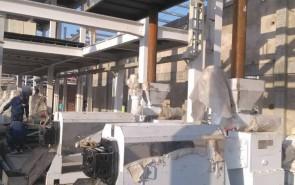 宁夏银川 日处理80吨大豆一次压榨生产线