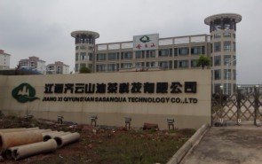 齐云山 日处理60吨 油茶籽压榨生产线