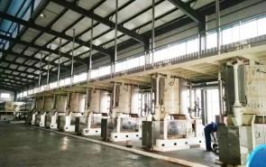 山东西王集团 日处理500吨玉米胚芽预榨生产线