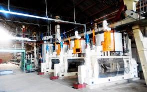 坦桑尼亚 日处理300吨 油葵二次压榨生产线