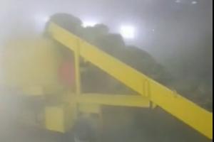 适用大型秸秆粉碎机高效快速视频过程