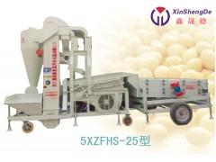 比重式复式精选机系列-5XZFHS-25型