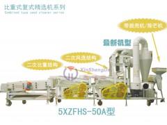 5XZFHS-50A型比重式复式精选机