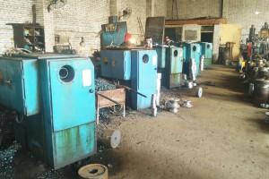 越南焊管设备试机 (2)