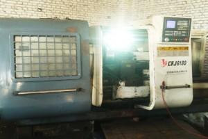 越南焊管设备试机 (1)