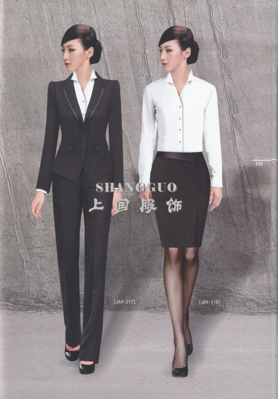 西服套装 套裙056