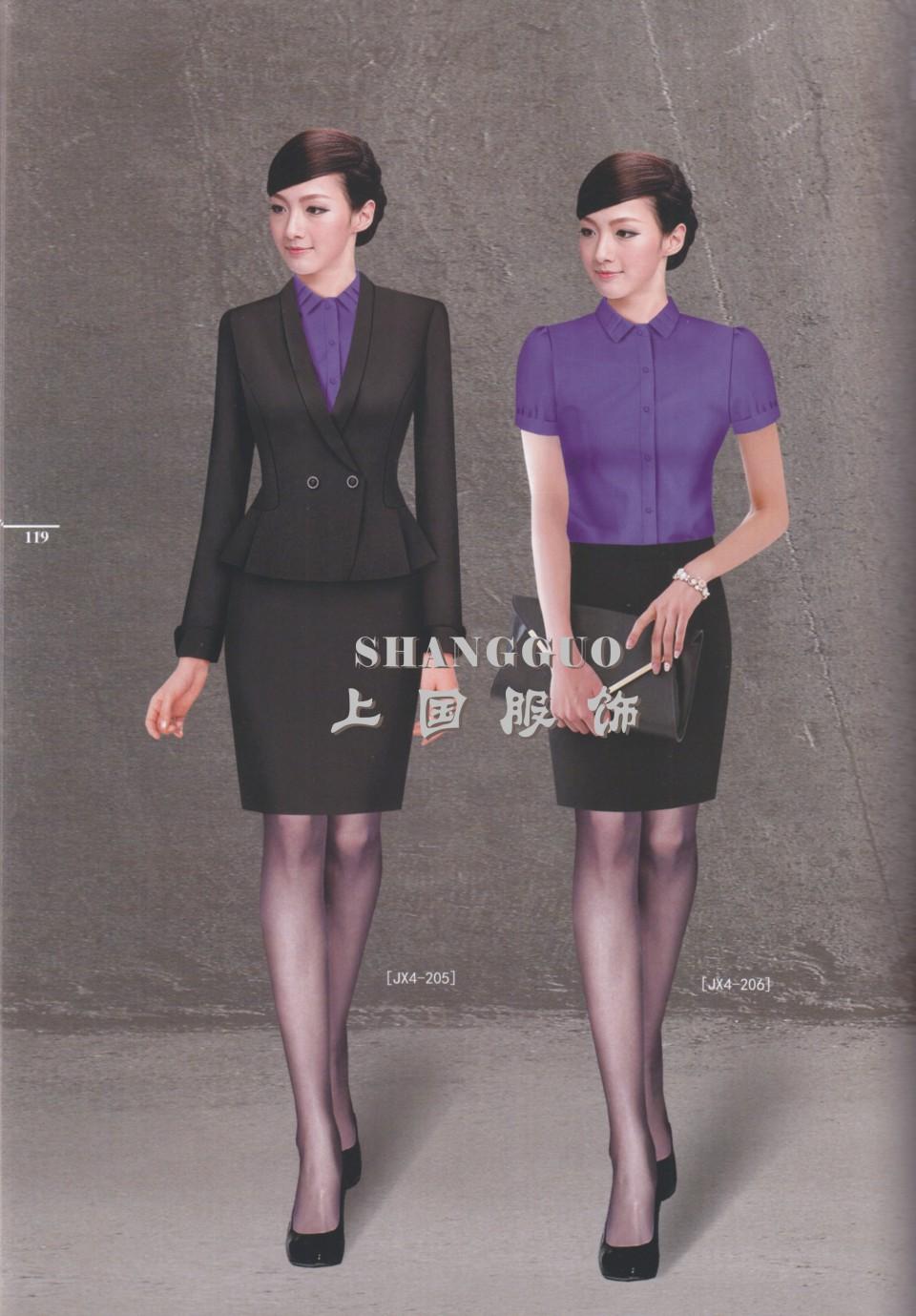 西服套装 套裙058