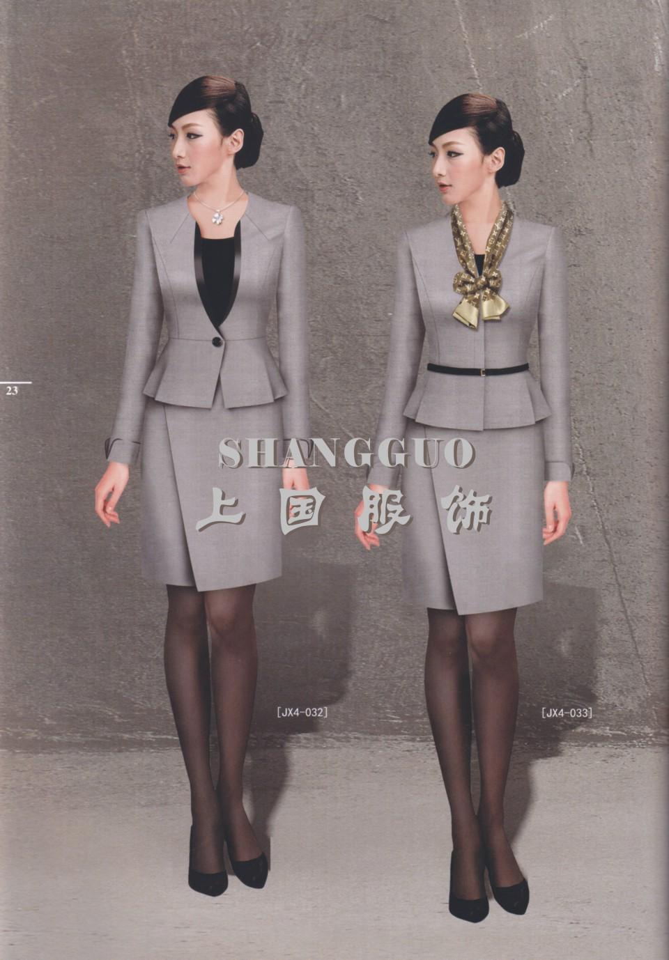 西服套装 套裙062