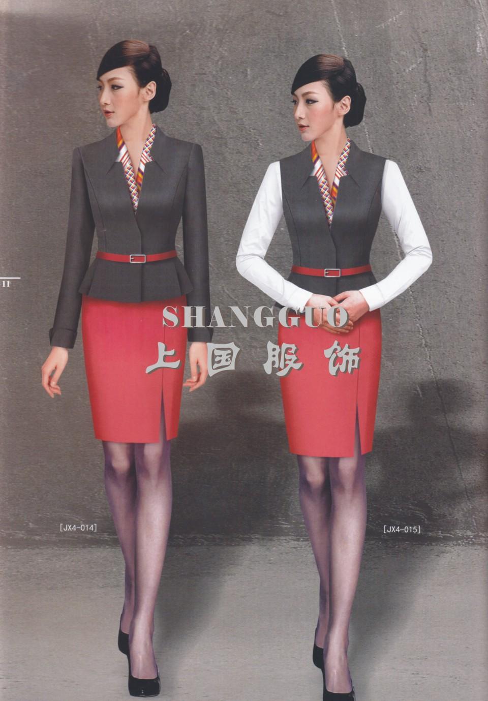 西服套装 套裙063