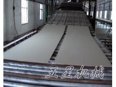 精致型纸面石膏板设备
